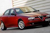 Alfa Romeo 156: Znovuzrození značky