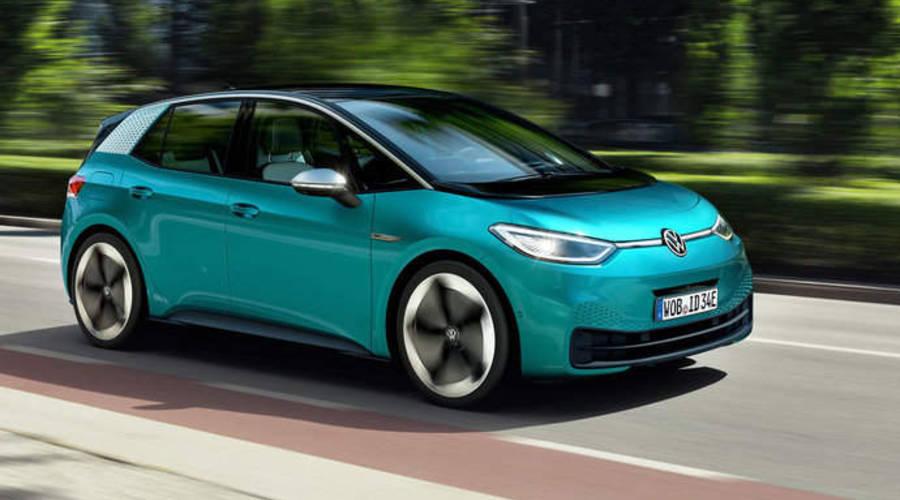 Novinky: Objevují se první úskalí Volkswagenu ID.3. Baterie jsou příliš těžké.