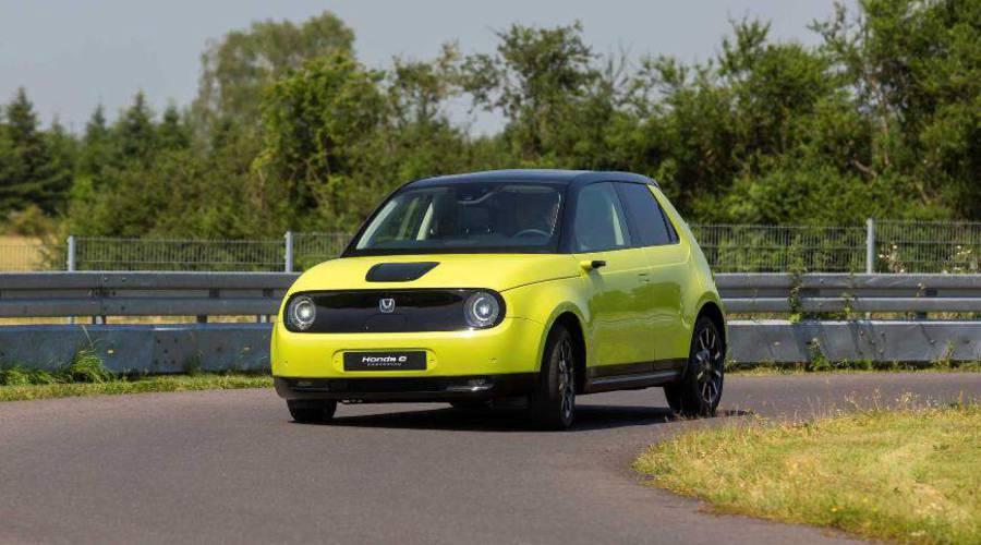 Novinky: Dostane Honda E variantu Type-R? Vyloučeno to není.
