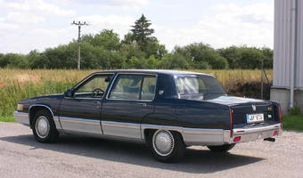 Cadillac deVille Sixty Special 1993
