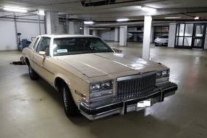 Buick Riviera 6,6 V8 400cid 1977