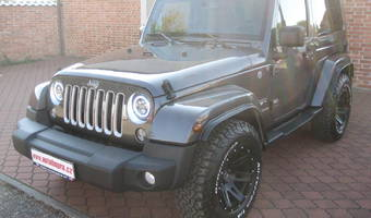 Jeep Wrangler UNLIMITED 3,6 V6 SAHARA TRAIL  2016