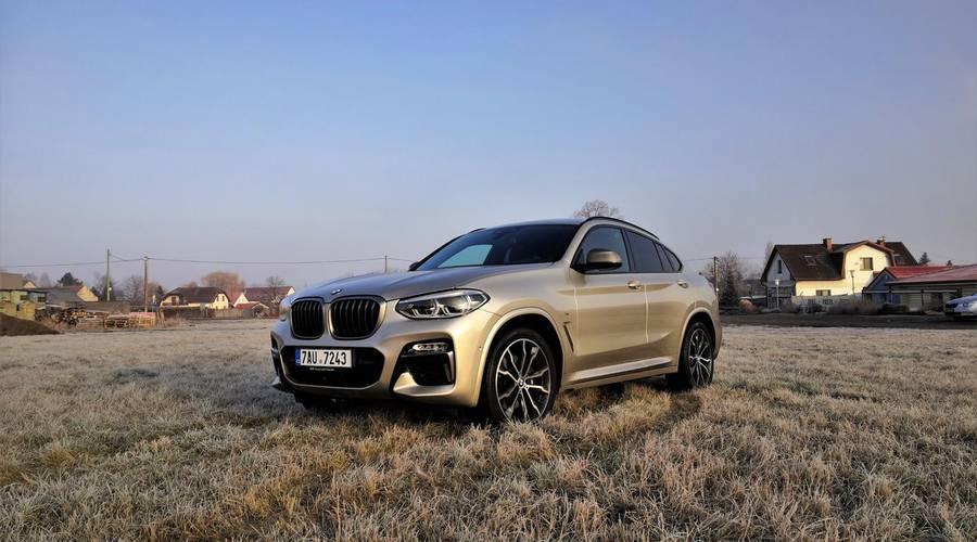Recenze & testy: BMW X4 M40i: Zcela nová definice GT