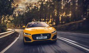 Autíčkář na cestách, Představujeme: Jaguar F-Type 2020: V nejlepší formě