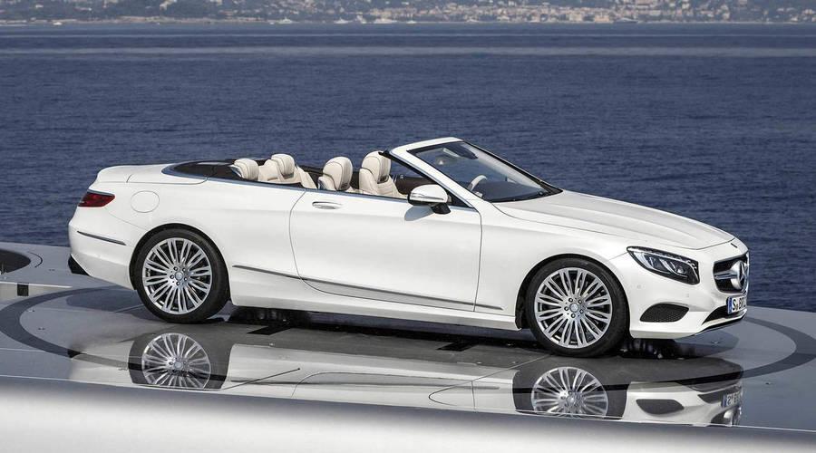 Novinky: Mercedes redukuje nabídku: Třída S přijde o kupé a kabriolet