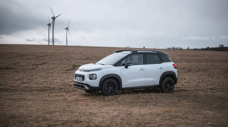 : Citroën C3 AirCross 1.2 Pure Tech: Zvýšený standard