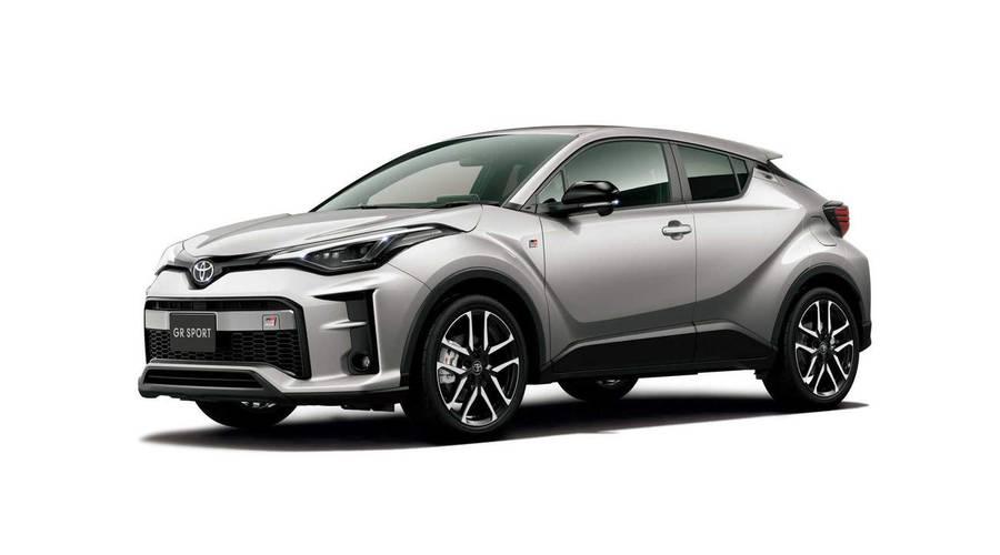 Novinky: Toyota chystá ostré C-HR GR s motorem o výkonu až 270 koní