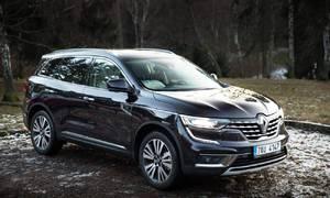 Recenze & testy: Renault Koleos Initiale Paris 4x4: Když dva dělají totéž, není to totéž