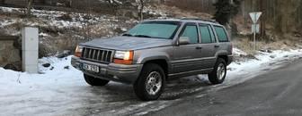 Jeep Grand Cherokee ZG 5,9 1998