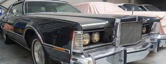Lincoln MK 4 BLACK DIAMANT LUXURY 1976