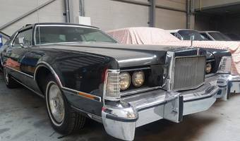 Lincoln MK 4 BLACK DIAMANT LUXURY 1976