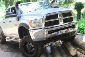 Dodge Power Wagon  2012