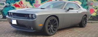 Dodge Challenger RT V8 HEMI 2012