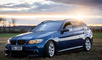 BMW Řada 3 e91 330d, M-paket, ČR původ 2007