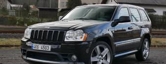 Jeep Grand Cherokee SRT8 435k 6.1 HEMI 2006