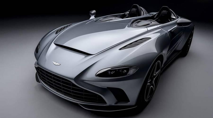 Novinky: Aston Martin V12 Speedster je typický sbírkový závoďák