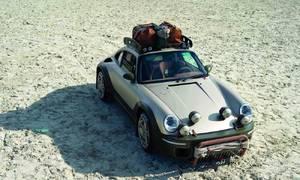 Novinky: RUF Rodeo je ideální Porsche pro dobrodruhy