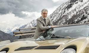Historie: Marcello Gandini: Sochař automobilů