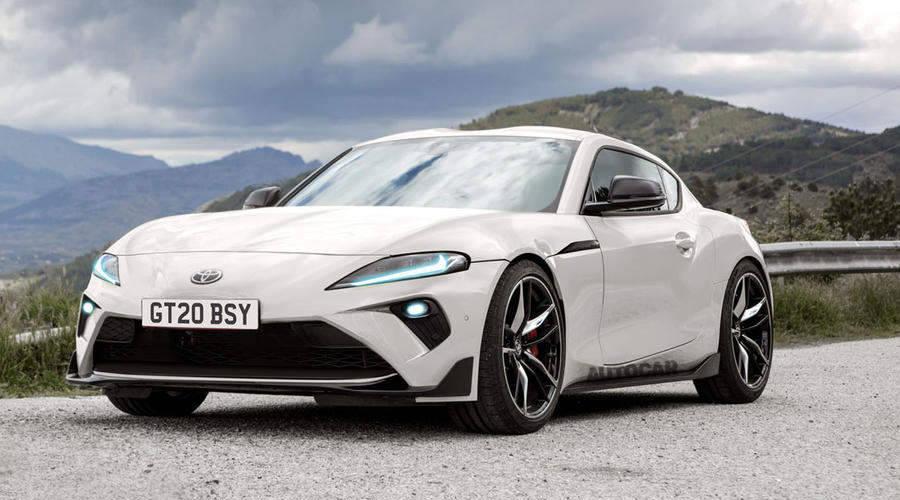 Novinky: Uniklá prezentace prozrazuje detaily o nové Toyotě GR86