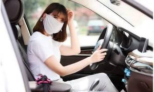 Novinky: Rouška v autě: nutnost, nebo nesmysl?