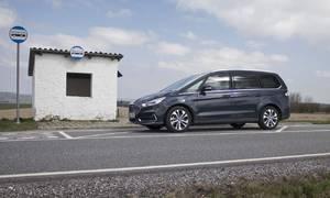 Recenze & testy: Ford Galaxy 2.0 EcoBlue Bi-Turbo: Chyť mě, když to dokážeš