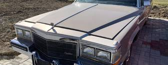 Cadillac Coupe deVille  1984