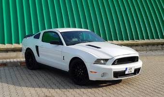 Ford Mustang GT 5.0l (Shelby Kit) 2013