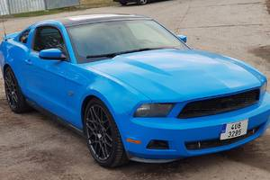 Ford Mustang GT 5.0l 2010