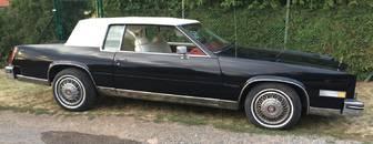 Cadillac Eldorado 4,1 HT V8 Coupe 1985