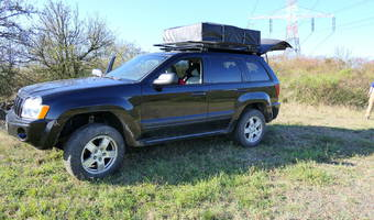 Jeep Grand Cherokee WK 3,7 V6 2WD LPG 2005