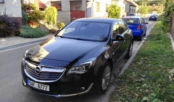 Opel Insignia Opel Insignia 4X4 BUSINESS 2016