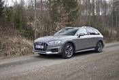Audi A4 Allroad 40 TDI: Quattro v nejlepších letech