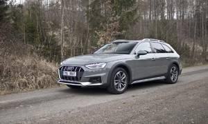 Recenze & testy: Audi A4 Allroad 40 TDI: Quattro v nejlepších letech