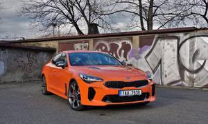 Recenze & testy: Kia Stinger GT 3.3 V6 T-GDI: Stará škola
