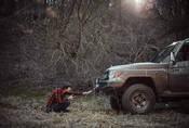 Toyota Land Cruiser GRJ76: Tak vypadá svoboda
