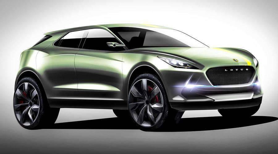 Novinky: Lotus chystá nálož nových modelů. Objeví se i sedan a SUV.