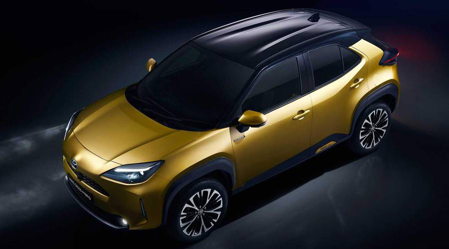 Novinky: Toyota představuje Yaris Cross, své nejmenší SUV.