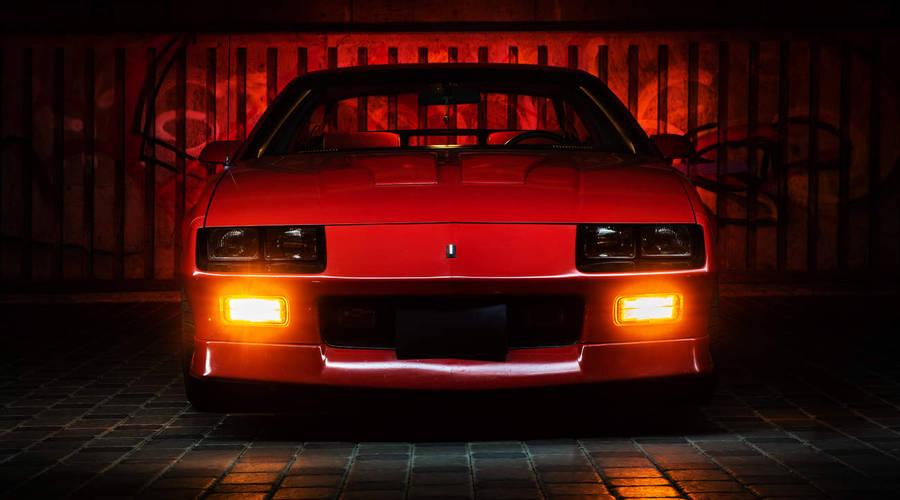 Recenze & testy: Chevrolet Camaro Z28 1991: Už v sedmnácti jsem se nemýlil