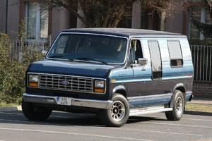 Ford Econoline  1988
