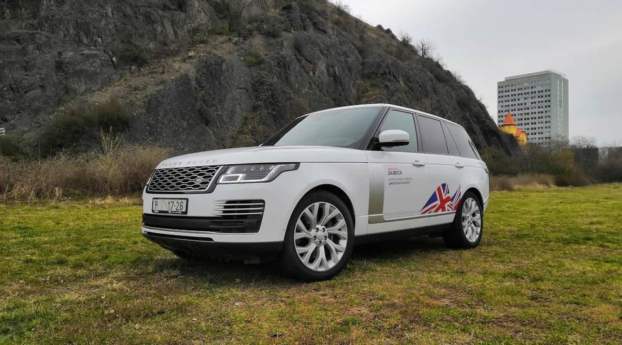 Recenze & testy: Range Rover SDV8 Autobiography: Osm hrnečků pro štěstí