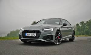 Recenze & testy: Audi A5 Sportback S line 40 TDI: Kouzlo specifikace