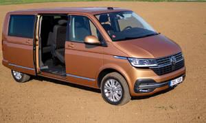 Recenze & testy: VW Caravelle 6.1CL TDI 4MOT DSG DR: Nenasyta