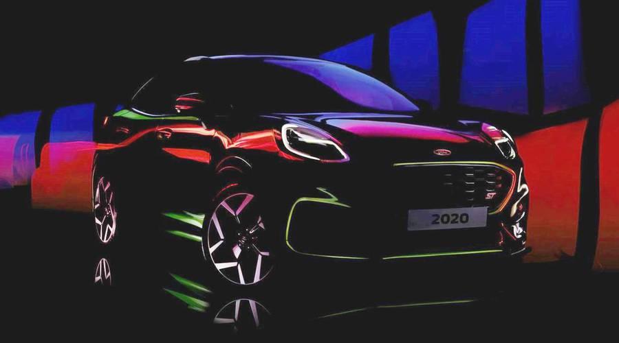Novinky: Ford chystá Pumu ST. Představí ji na začátku léta.