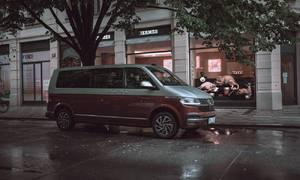 Recenze & testy: Volkswagen Multivan 6.1 Comfort Line: Vrchol rodinného luxusu