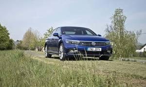 Recenze & testy: Volkswagen Passat 2.0 TSI: Chválím koncern a nestydím se za to!