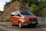 Ford Tourneo PHEV: Revoluce v rozvozu?