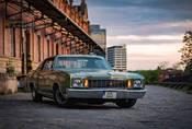 Chevrolet Monte Carlo 1972: Veterán nemusí být investice
