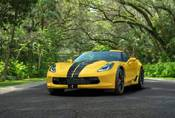 Autopůjčovna Hertz vyhlásila bankrot. Levně se zbavuje Chevroletů Corvette.