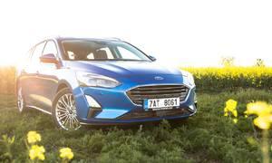 Recenze & testy: Ford Focus Combi 1.5 Ecoboost: Správný kombík