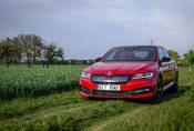Škoda Superb iV: Spi sladce, TDI